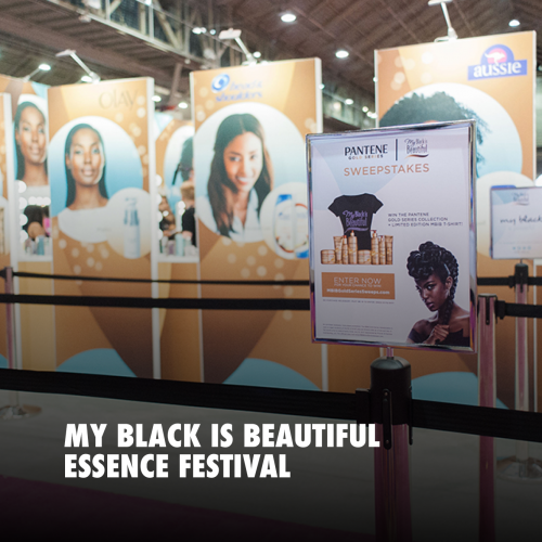MY BLACK IS BEAUTIFUL ESSENCE FESTIVAL