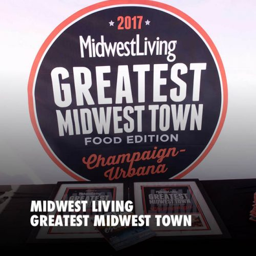 MIDWEST LIVING GREATEST MIDWEST TOWN