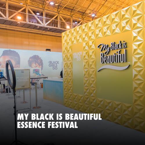 MY BLACK IS BEAUTIFUL ESSENCE FESTIVAL